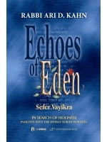 Echoes of Eden Sefer Vayikra