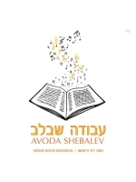 Avoda Shebalev Music CD