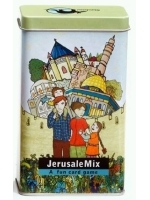 JerusalemMix Fun Card Game