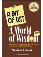 A Bit of Wit, A World of Wisdom Volume 2