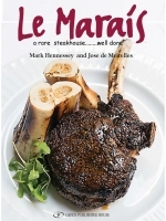 Le Marais Cookbook