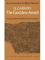 The Goddess Anath Canaanite Epics on the Patriarchal Age