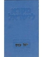 Mikra Leyisrael - A Biblical Commentary for Israel, Yoel, Amos (Hebrew)