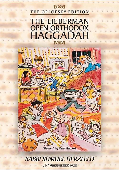 The Open Orthodox Haggadah