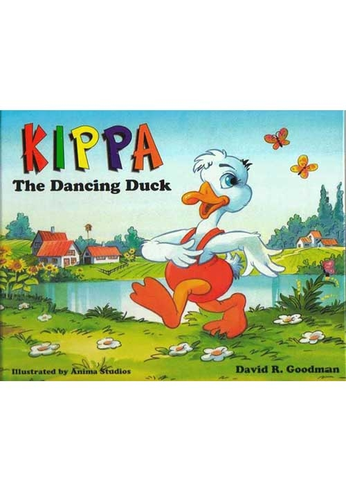Kippa The Dancing Duck