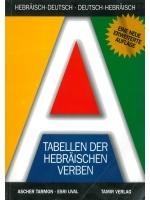 Hebrew Verb Tables (German)