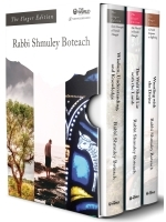 Rabbi Shmuley Boteach The Slager Edition Boxed Set