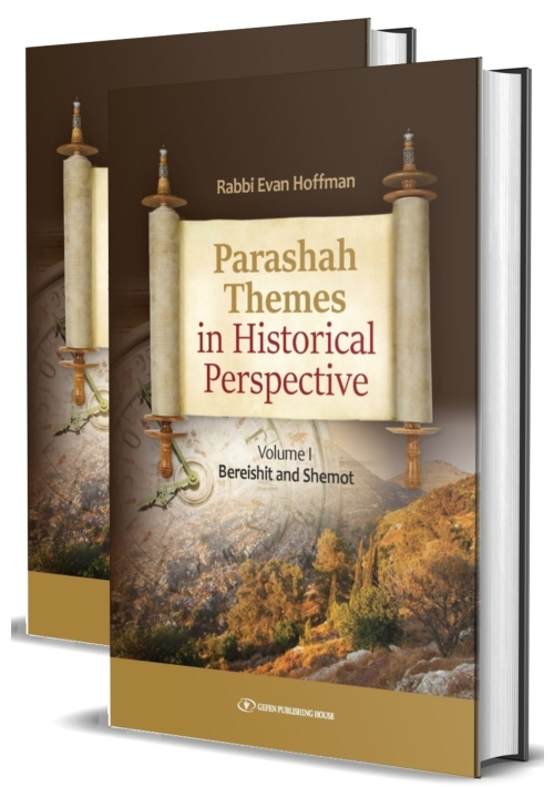 Parashah Themes in Historical Perspective 2 volume set