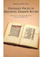 Unveiled Faces of Medieval Hebrew Books