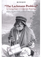 Yuval Monograph Series. The Lachmann Problem: An Unsung Chapter in Comparative Musicology