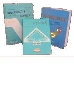Maskilon Russian Hebrew English Dictionary Set