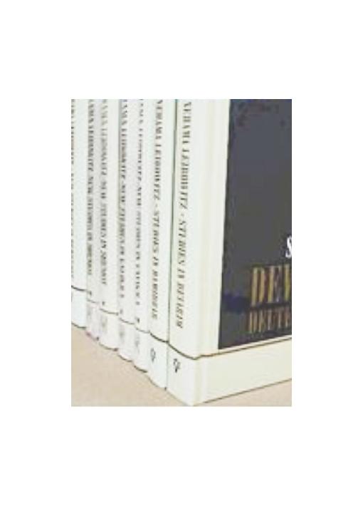 Studies in the Weekly Sidra 7 volumes (English)