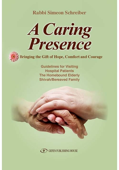 A Caring Presence, Bringing the gift of hope. Comfort, and Courage