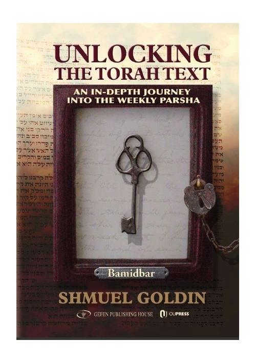 Unlocking the Torah Text Numbers Bamidbar